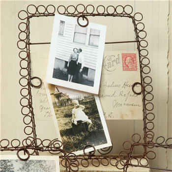 Wire Picture Frame - 2942WF