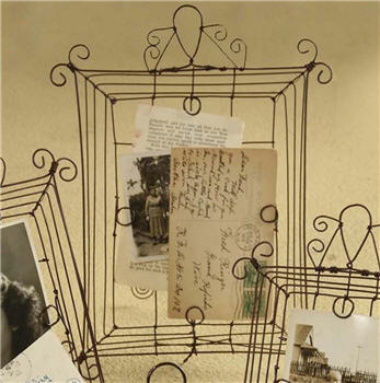 Wire Picture Frame - 9942WF