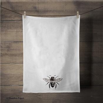 Bumble Bee Tea Towel - BEETT