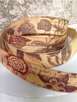 Botanical Ribbon