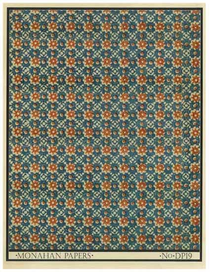 Umber Floral - DP19