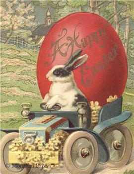Easter Greetings - E28