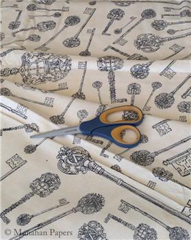 Keys Fabric - FABKEY