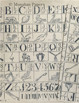 Alphabet Chart - KWSPS369