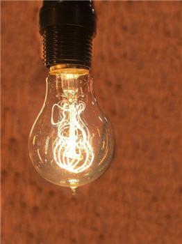 Dimple Top Edison Bulb - LB5551