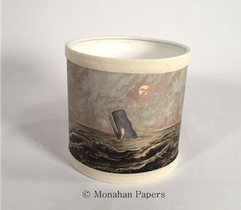 "Moonlight Whale 6"" Lamp Shade - X275"