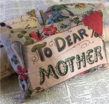 To Dear Mother Pillow - MD18PIL