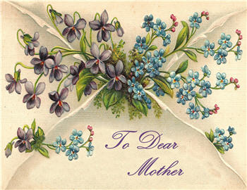 To Dear Mother - MD32