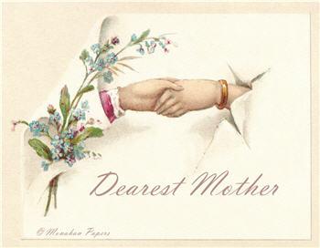 Dearest Mother - MD34