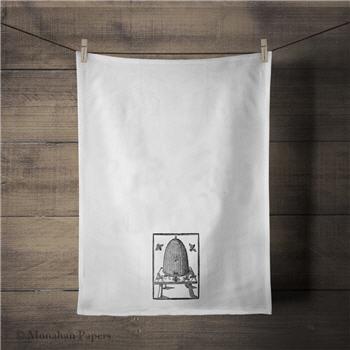 Bee Hive Tea Towel - SPS1258TT