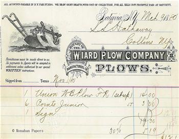 Wiard Plow Company - SPS1314