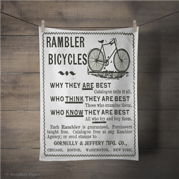 Rambler Tea Towel - SPS1430TT