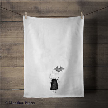 Batty Tea Towel -  SPS714TT