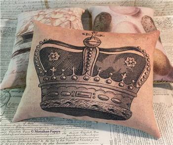 Crown Pillow - X10PIL
