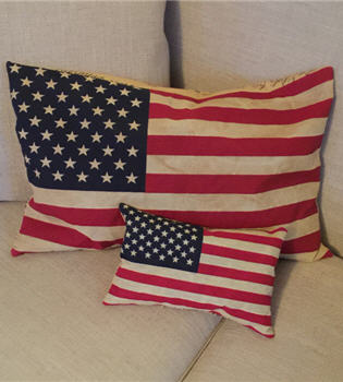 Flag Pillow - X370PIL