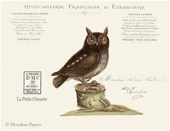 Francaise Owl - X490
