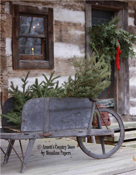 A Cabin Christmas - ACS26