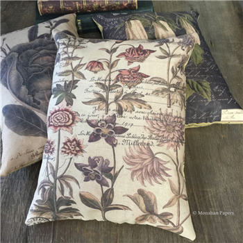 Botanical Medley Pillow - BOT1PIL
