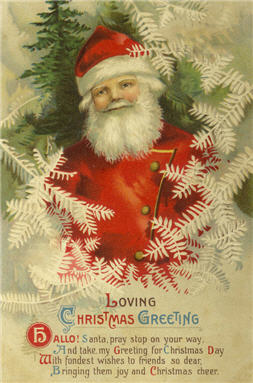 Loving Christmas Greetings-