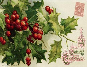 A Joyous Christmas - C125