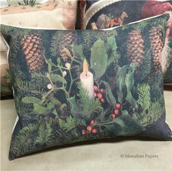 Tree Lights Pillow - C180PIL