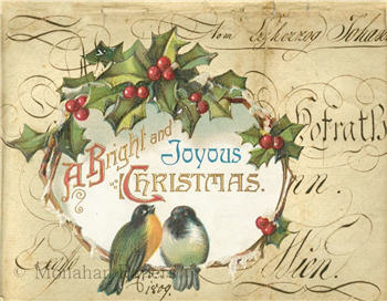 A Bright and Joyous Christmas - C210-