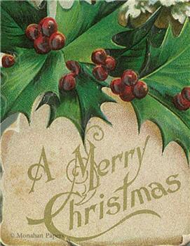 A Merry Christmas - C217