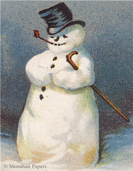 Winter Snowman - C71