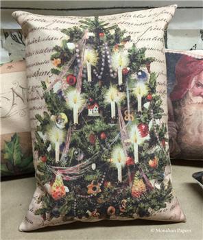 Oh Christmas Tree Pillow - C81PIL