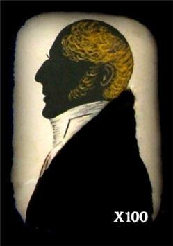"""Mr. Pierson """"1827"""" Silhouette"""