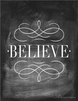Believe - CH53