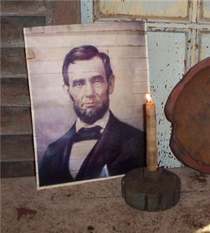 Abraham Lincoln Potpourri Pouch - Classic Abe-