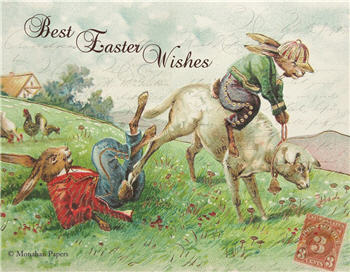 Best Easter Wishes - E105
