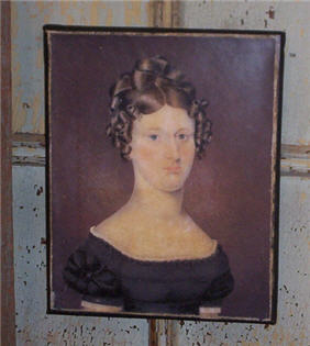 Elizabeth Barrington Knowles Portrait-