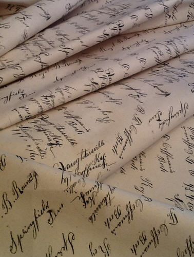 Royal B. Roundy Signature Fabric-fabric