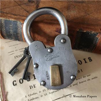 JUMBO Goodwill Lock