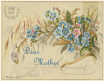 Dear Mother - MD22