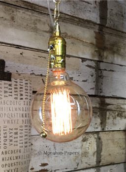 Fat Edison Bulb