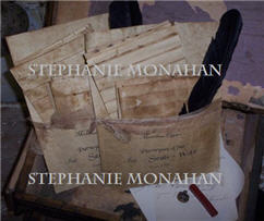 Monahan Papers Stationary Pouch-
