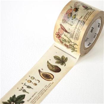 Plant Washi Tape - PLANTWT