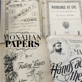 Antique Music Covers