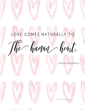Love Comes Naturally - Q14