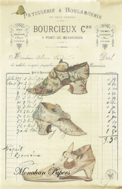 Patisserie & Boulangene Shoes - R2