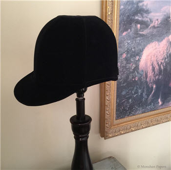Riding Hat Lamp Shade - Large