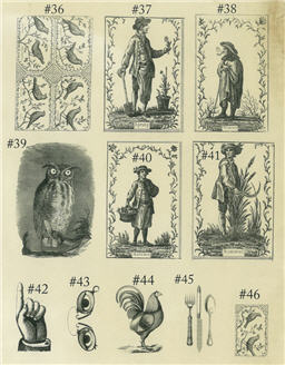 Rubber Stamps Sheet 4