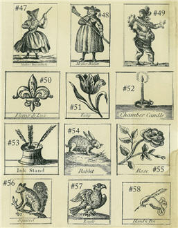 Rubber Stamps Sheet 5