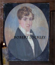 Robert Lockley Of Bristol Canvas Portrait