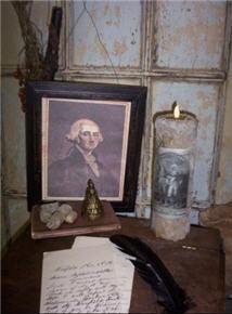 George Washington Framed Portrait