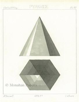 Pyramide - Pyramid - SPS1020