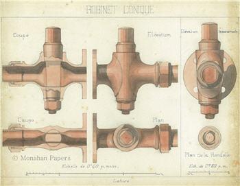 Robinet Conique - SPS1033